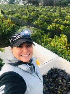 Winemaker Cary Quintana